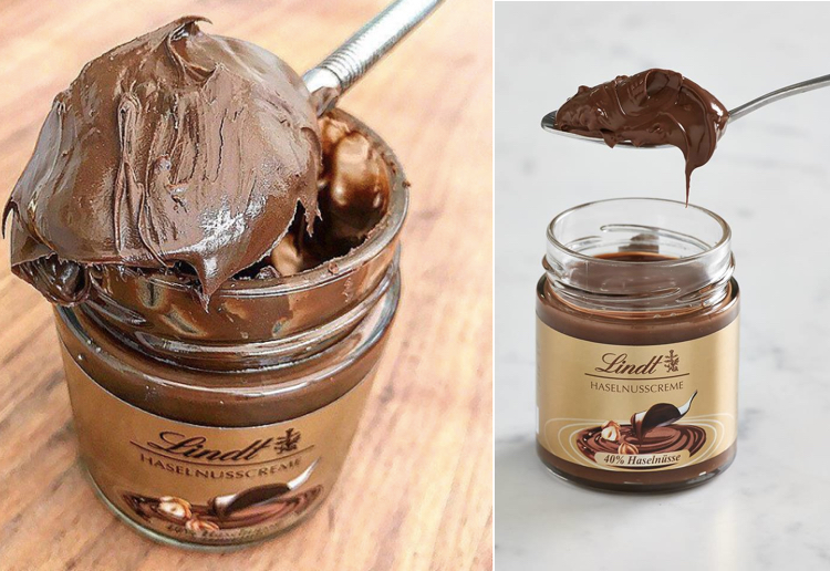 Lindts Famous Hazelnut Spread Has Arrived In Australia