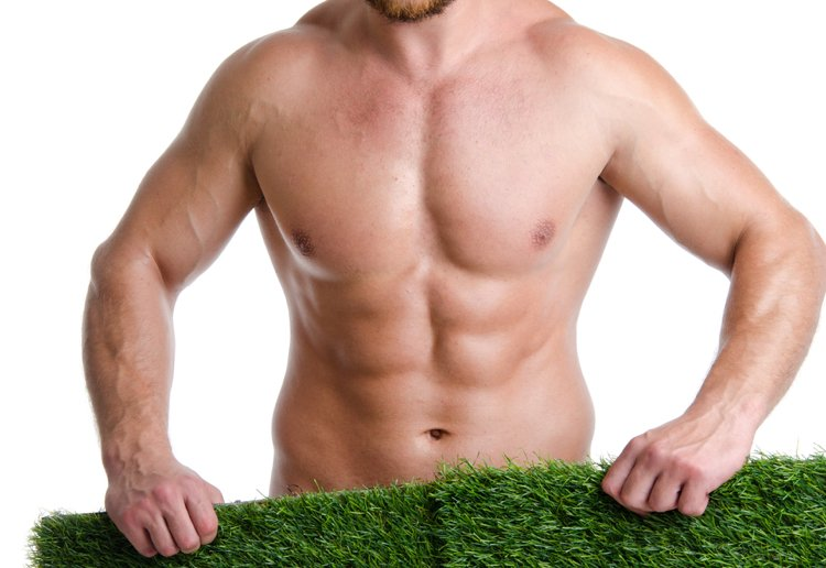 Naked gardeners put manor on market after wife files for