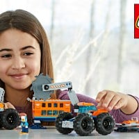 LEGO® City takes over the Australian Museum With Arctic Adventure Sleepovers These Holidays