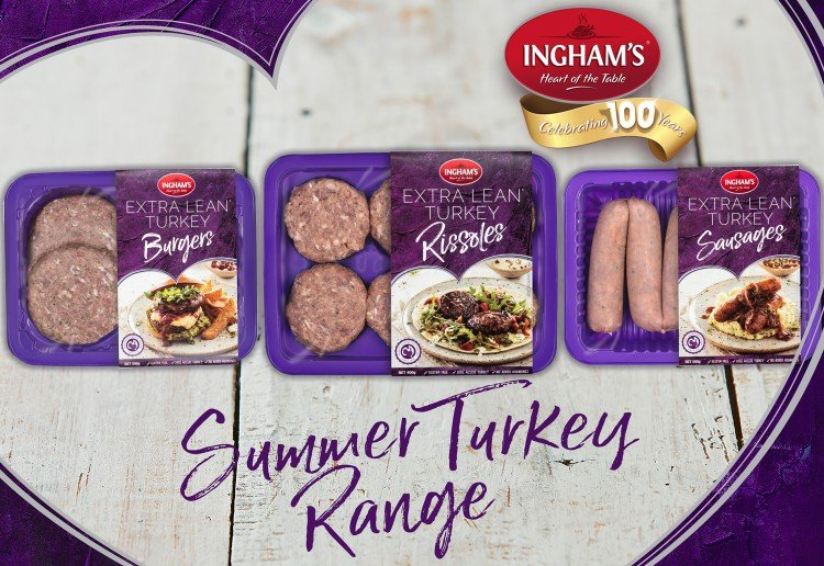 Ingham's Summer Turkey Range