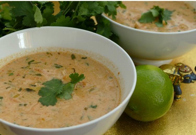 Simple Thai Soup