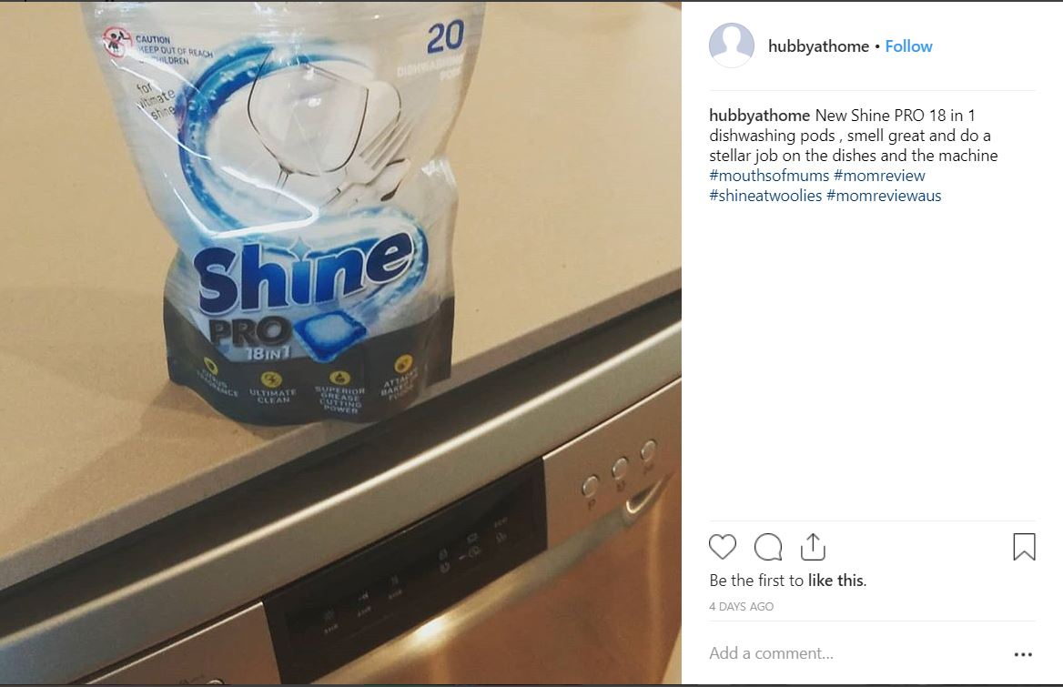 Shine Pro 18 in 1 Dishwashing Pods Product Review