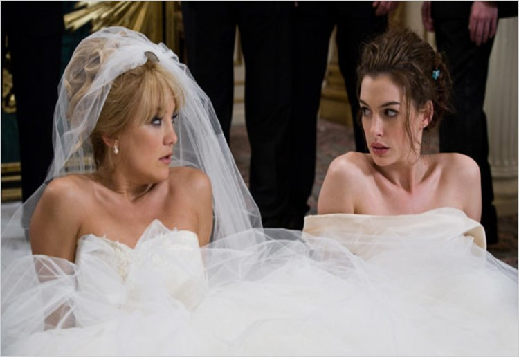 ~Loui~ reviewed Bride Fattens Up Bridesmaids So She Can Be The Centre Of Attention