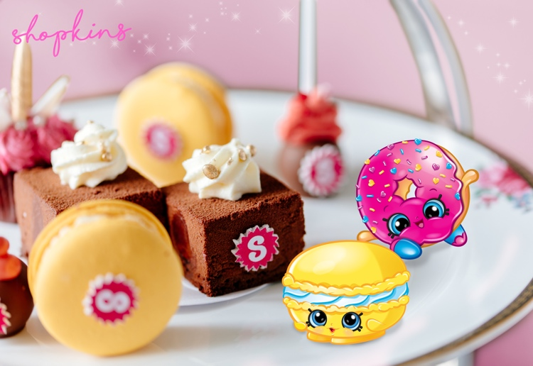 Win A Family Shopkins High Tea At The Langham, Sydney