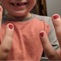 Dad Furious After Son Bullied For Wearing Nail Polish
