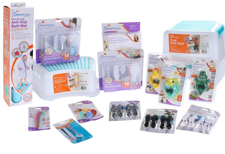 WIN a DREAMBABY® Christmas Safety Prize Pack Valued At Over $200
