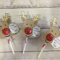Rudolph Reindeer Noses