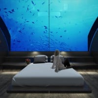 Now You Can Now Stay In The World's First Underwater Villa But It's Not Cheap!