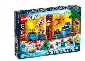 advent lego city
