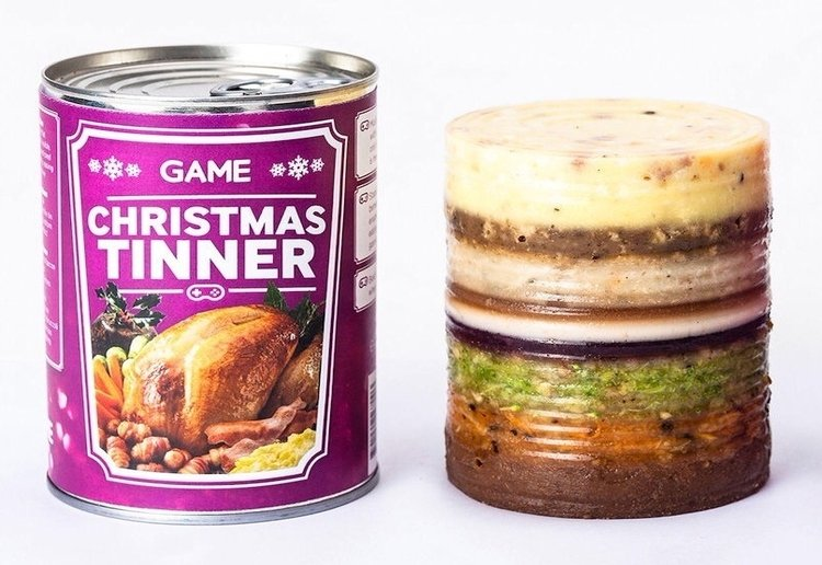 Christmas In A Tin – Would You Eat This?