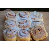 Easy Peasy Vanilla & Cinnamon Scrolls