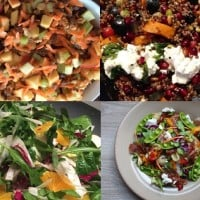 Easy Salad Recipes You Will All Love.