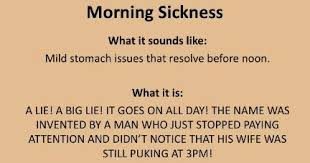 morning sickness 4