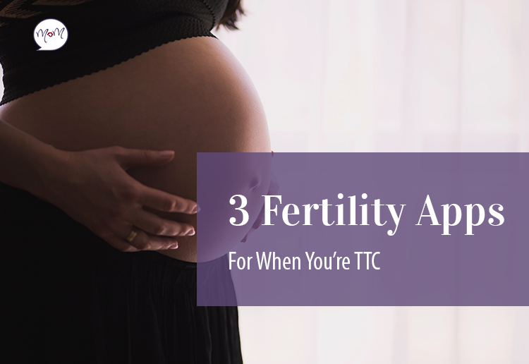 3 Fertility Apps For When You're TTC