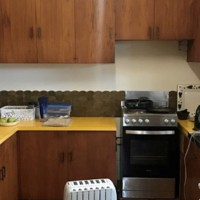 With This AMAZING Kmart Hack You Can Make Over Your Kitchen For Just $150