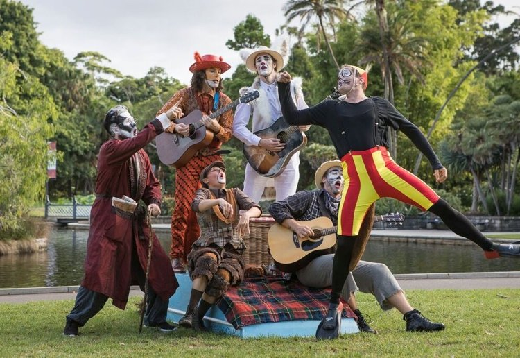 Win A Family Pass To Wind in the Willows at the Royal Botanic Gardens, Sydney
