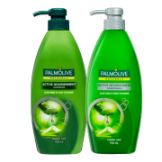 Palmolive Naturals Active Nourishment Shampoo and Conditioner