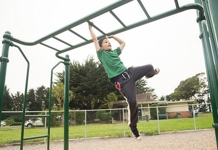 amanda76 reviewed Controversial Push To Remove Monkey Bars From Playgrounds