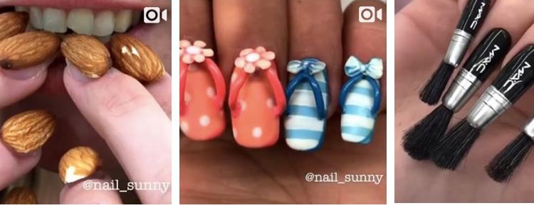 sunny-nails