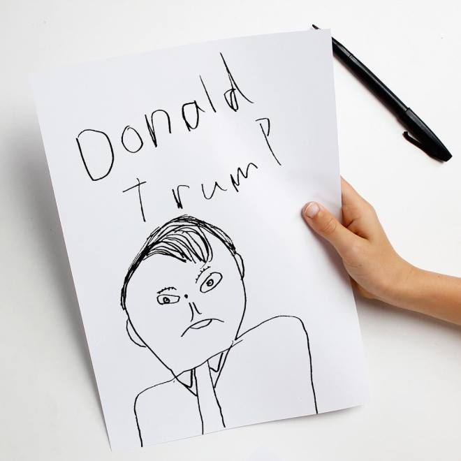 Real Life Drawings From Dad 7