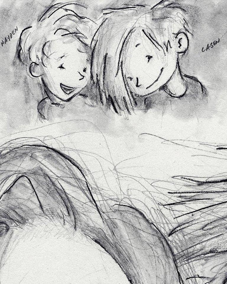 Curtis Drawing 3