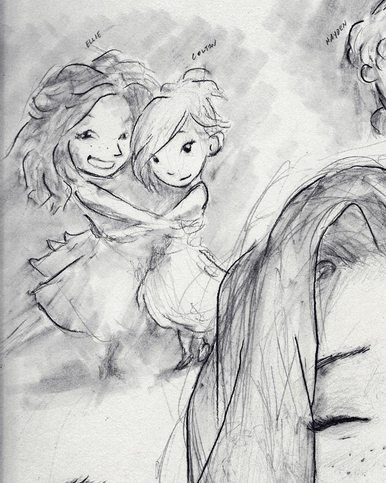 Curtis Drawing 4