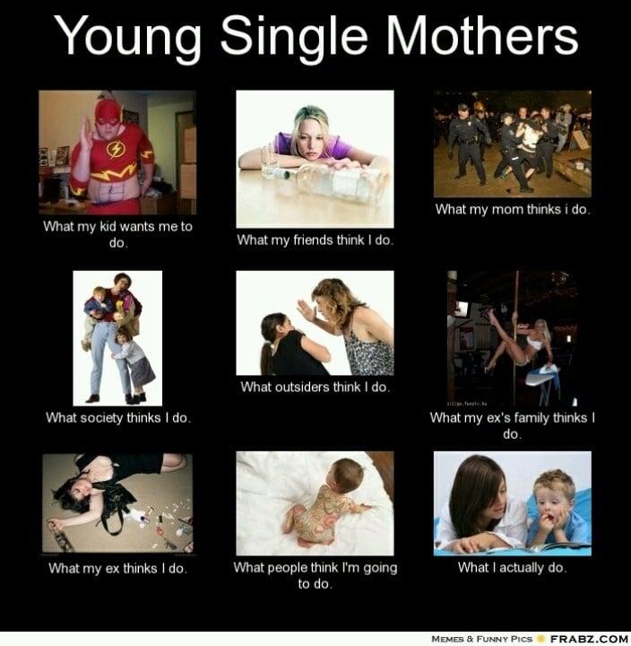 Single parent 10