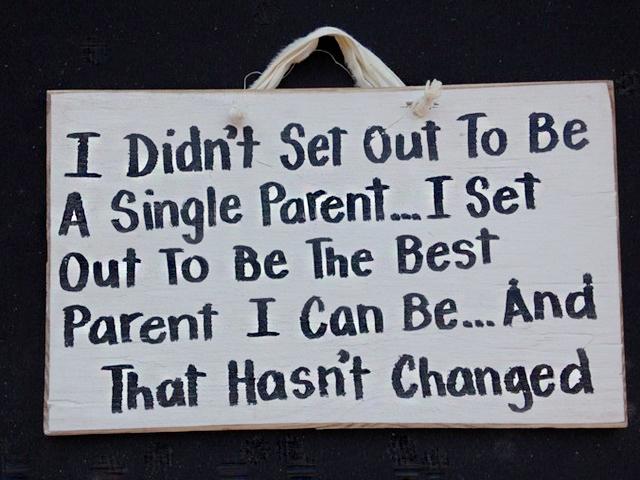 Single parent 2