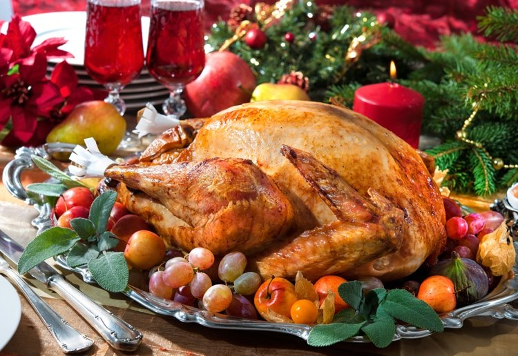 Secrets To Feeding a Family of 10 at Christmas For Just $60