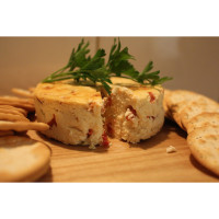 Sweet Baked Basil Cheese