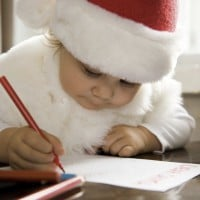 Write A Special Letter To Santa - Christmas Craft For Kids