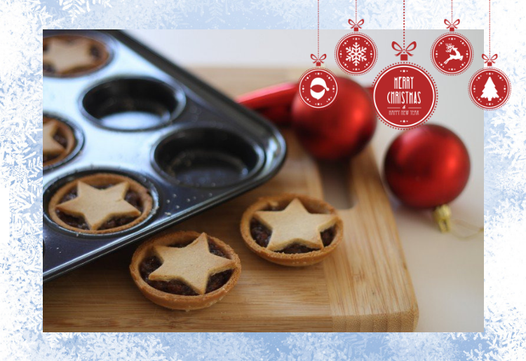 Delicious Dairy & Gluten Free Mince Pies