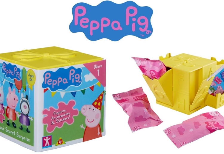 Peppa's Secret Surprise Giveaway