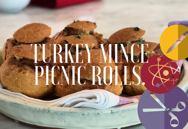 Turkey Picnic Rolls