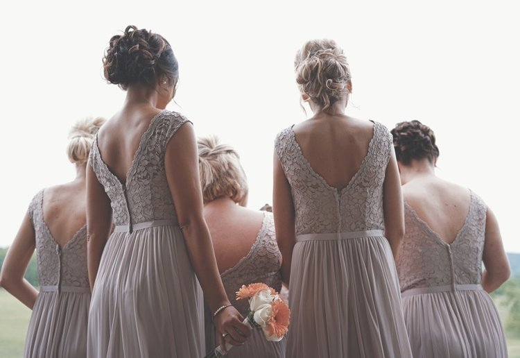 How Could You!? Bride Is Furious After Bridesmaid Kept Pregnancy A Secret.