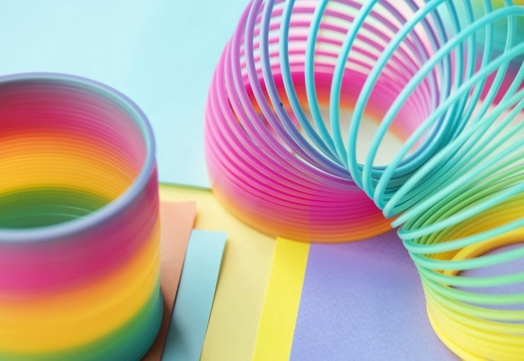 Mum's Warning After Daughter Is Nearly Strangled By Slinky Toy
