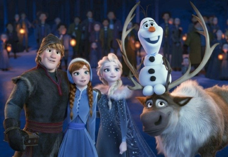 mummaJo reviewed Get Excited! The Final Trailer Of Frozen 2 Looks Thrilling!