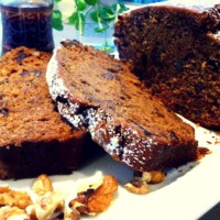 Arabian Date and Nut cake
