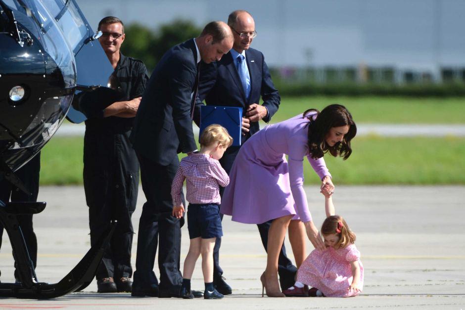 royal tantrum