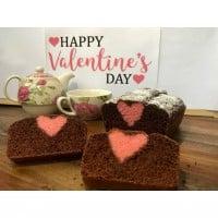 Hidden Heart Surprise Cake
