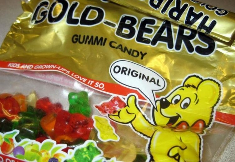Reviews Of Haribo Sugarless Gummy Bears Had Us In Fits Of Laughter…Warning: Toilet Humour