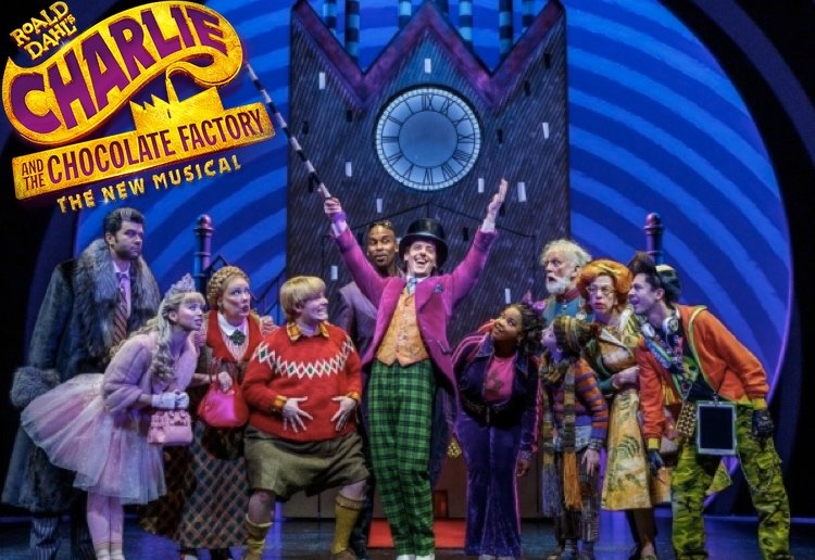 Win Golden Tickets To Charlie And The Chocolate Factory – The Musical