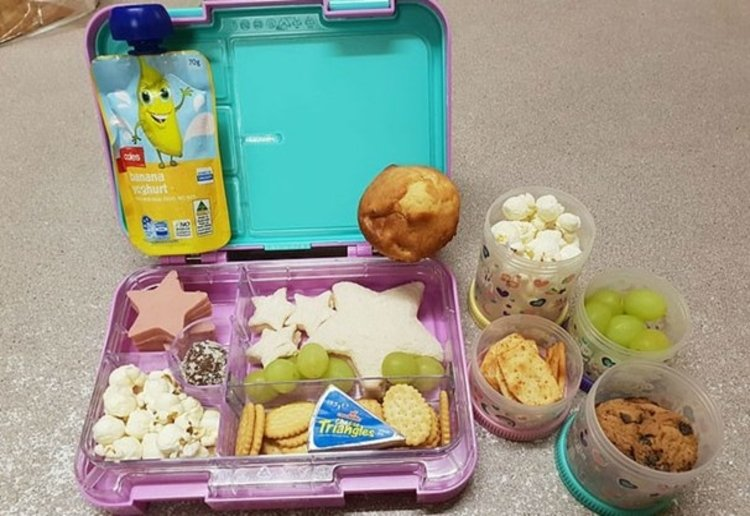 An Aussie Mum Was Attacked Over This School Lunchbox For A Bizarre Reason…