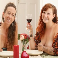 Female Only Dinner Will Be Strictly 'Clothes Off'