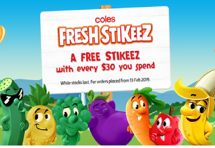 Coles Stikeez Minis Sell for Ridiculous Prices Online