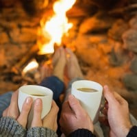 How To Stay Warm And Save On Winter Heating At The Same Time