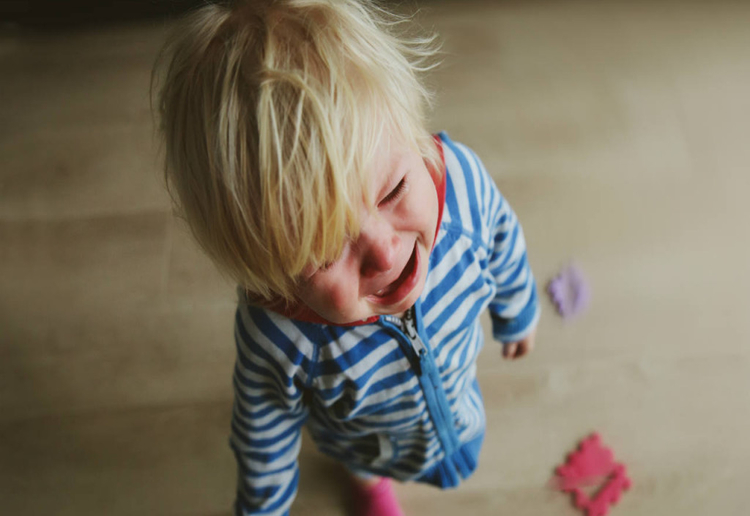 Parenting Expert Tells Parents To Embrace Toddler Tantrums