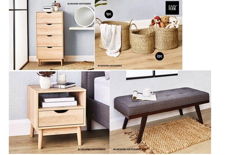 Aldi Releases Stunning Bedroom Decor Range