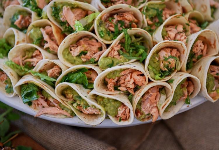 Tassal Salmon Tacos