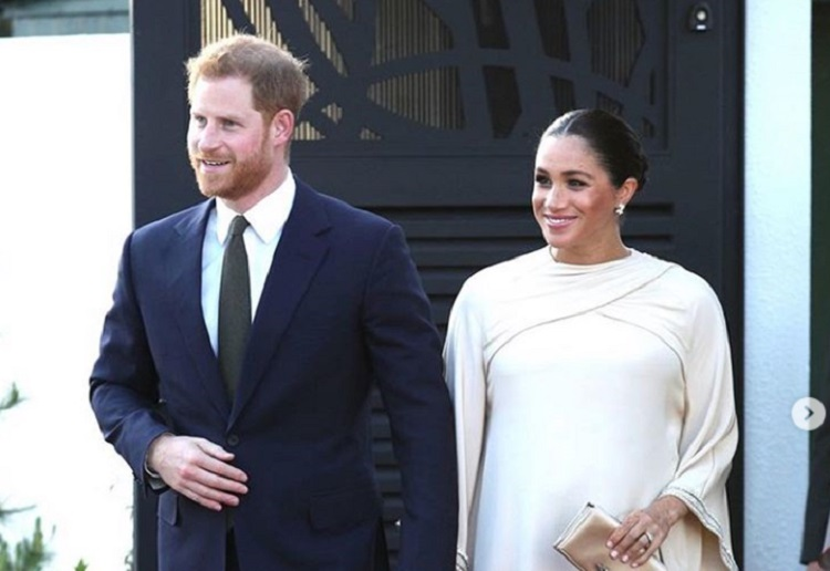 Official Palace Announcement Hints At Baby Sussex's Birth